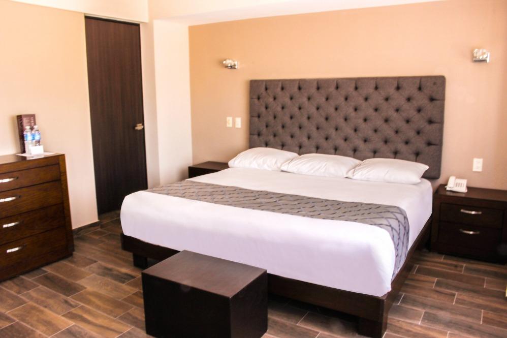 Hotel con SPA en León Gto